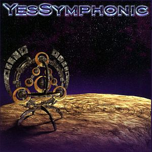 Yes - YesSymphonic CD (album) cover