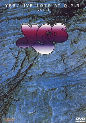 Yes Live 1975 At Q.P.R. Vol. 1 album cover