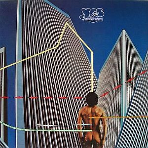 Yes - Going For The One CD (album) cover