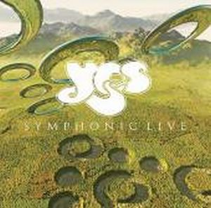 Symphonic Live by YES album cover