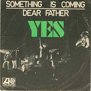 Yes - Something's Coming  CD (album) cover