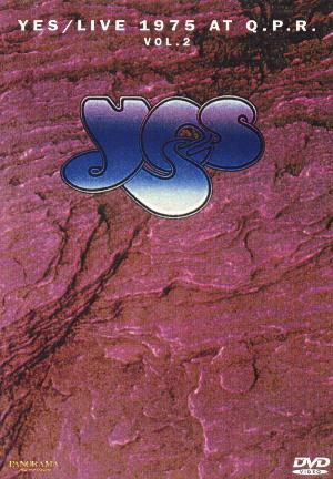 Yes - Live 1975 At Q.P.R. Vol. 2 CD (album) cover