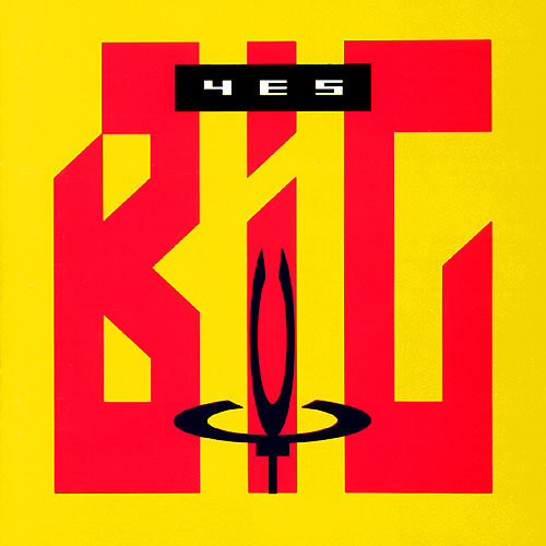 Yes - Big Generator CD (album) cover