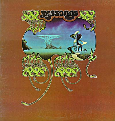 YesYessongs album cover