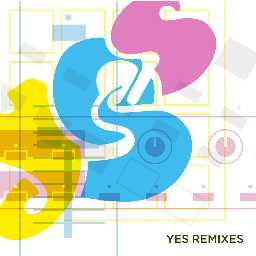 Yes Yes Remixes album cover