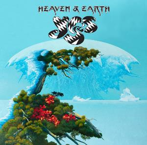 Heaven & Earth by YES album cover