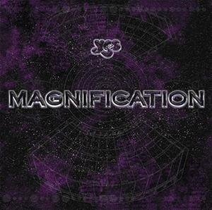 Yes - Magnification CD (album) cover