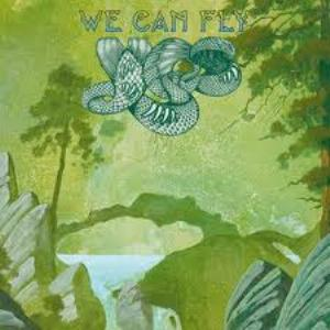 Yes - We Can Fly - Single (Radio Edit) CD (album) cover
