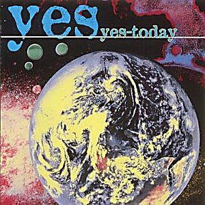 Yes - Yes-today  CD (album) cover