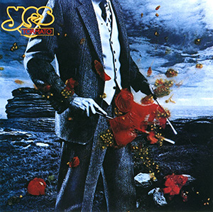 Yes - Tormato CD (album) cover