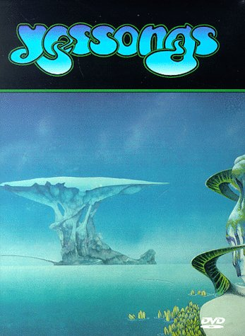 Yes - Yessongs (DVD) CD (album) cover