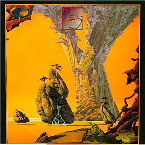 Yes - Yesstory CD (album) cover