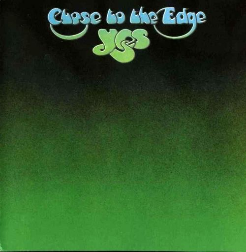 Yes Close To The Edge album cover