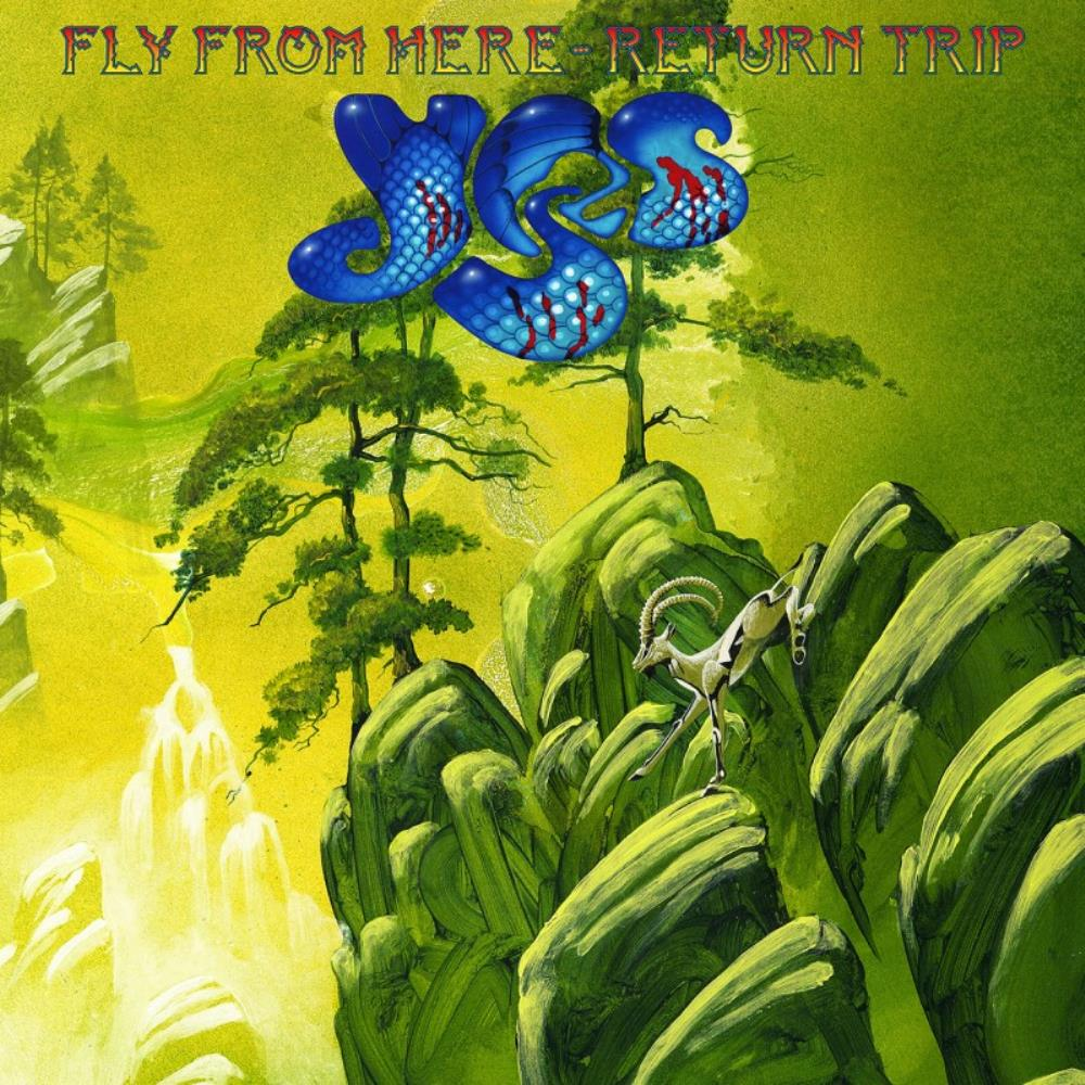 Yes - Fly From Here - Return Trip CD (album) cover