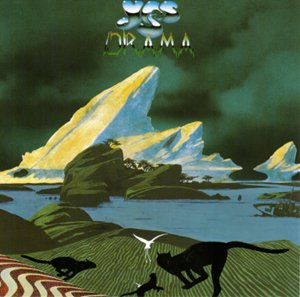 Drama by YES album cover