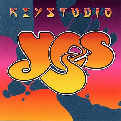 Yes - Keystudio  CD (album) cover