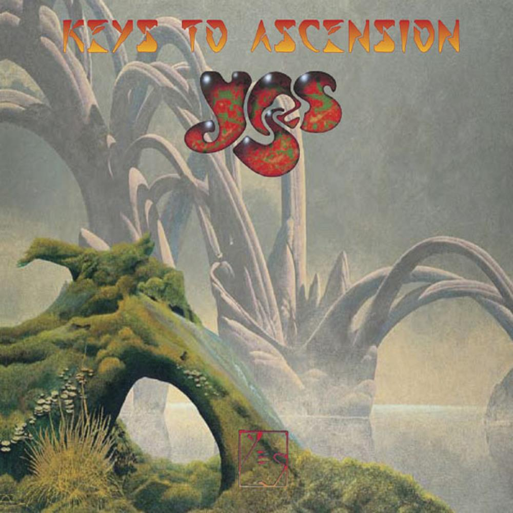 Yes - Keys To Ascension (Full) CD (album) cover
