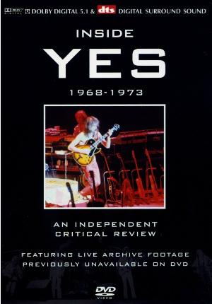 Yes Inside Yes 1968-1973 album cover