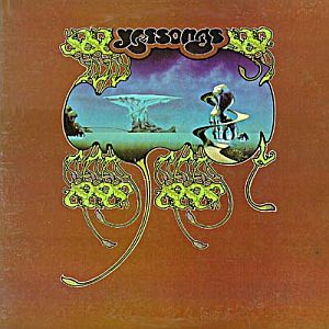 Yes Yessongs album cover