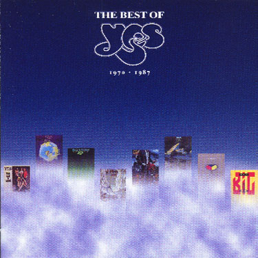 Yes - The Best of Yes CD (album) cover