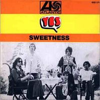 Yes - Sweetness / Something's Coming CD (album) cover