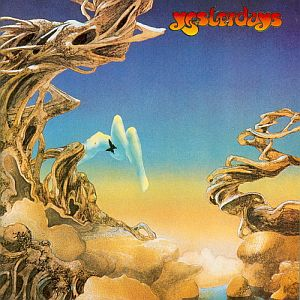 Yes - Yesterdays CD (album) cover