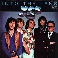 Yes - Into The Lens CD (album) cover