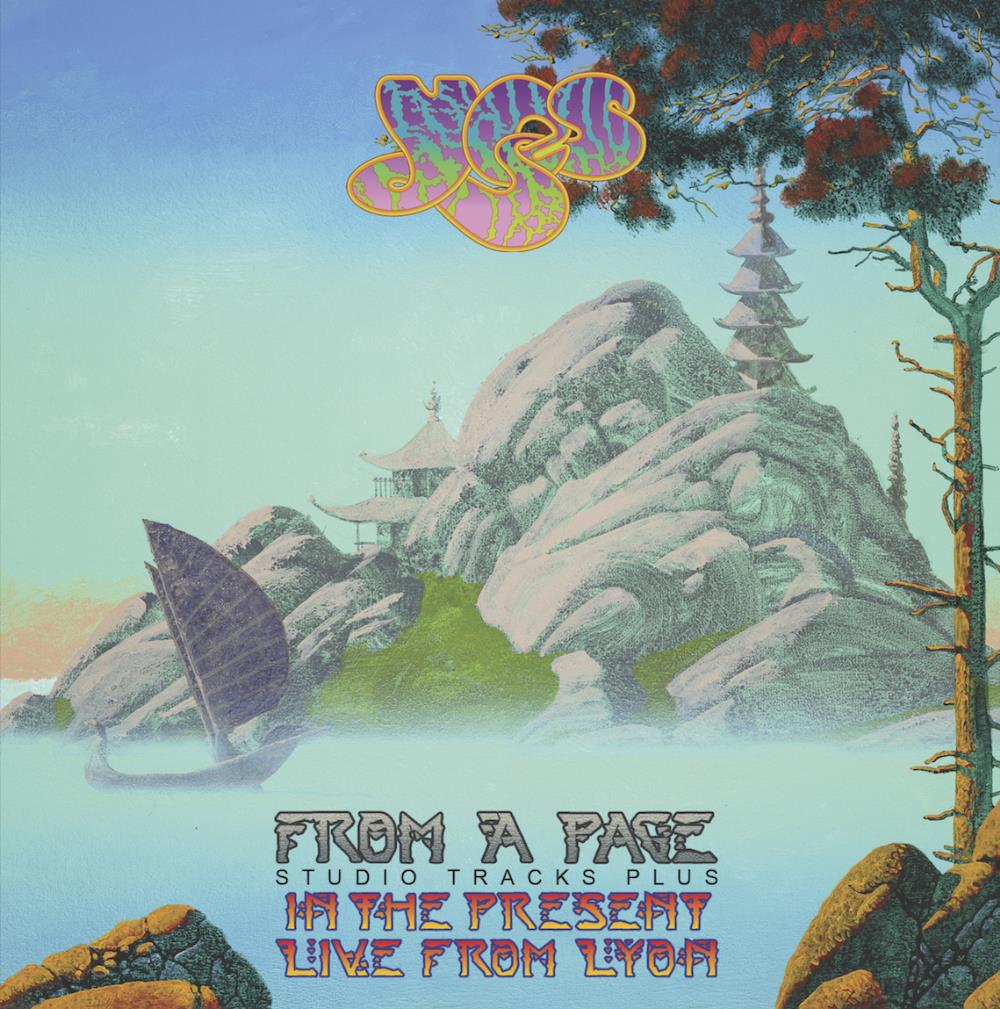 Yes - From A Page CD (album) cover