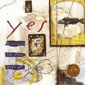 Yes - The Very Best of Yes  CD (album) cover