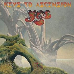 Yes Keys To Ascension (I & II + DVD) album cover