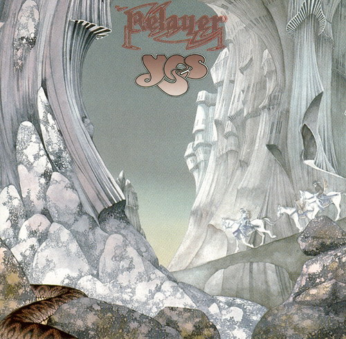 Yes - Relayer CD (album) cover