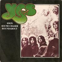 Yes - Soon - Sound Chaser - Roundabout CD (album) cover