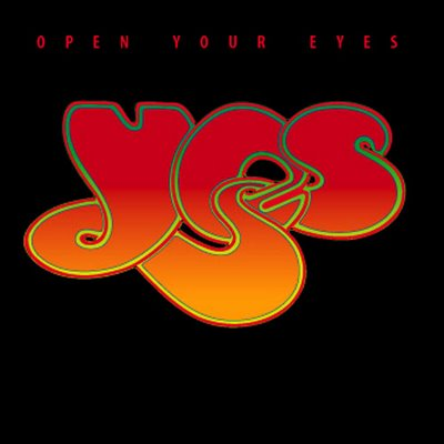 Yes - Open Your Eyes  CD (album) cover