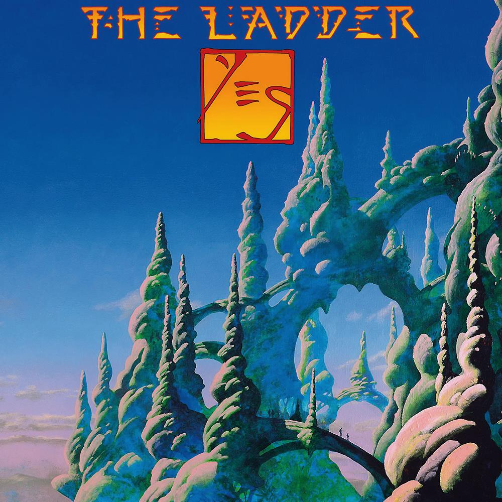 The Ladder by YES album cover