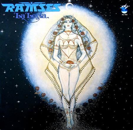 Ramses - La Leyla CD (album) cover