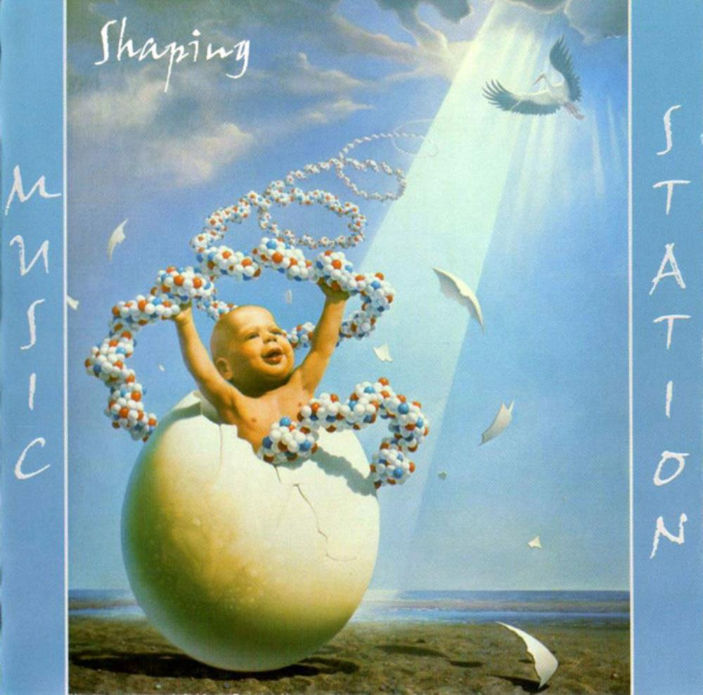 Shaping by MUSIC STATION album cover