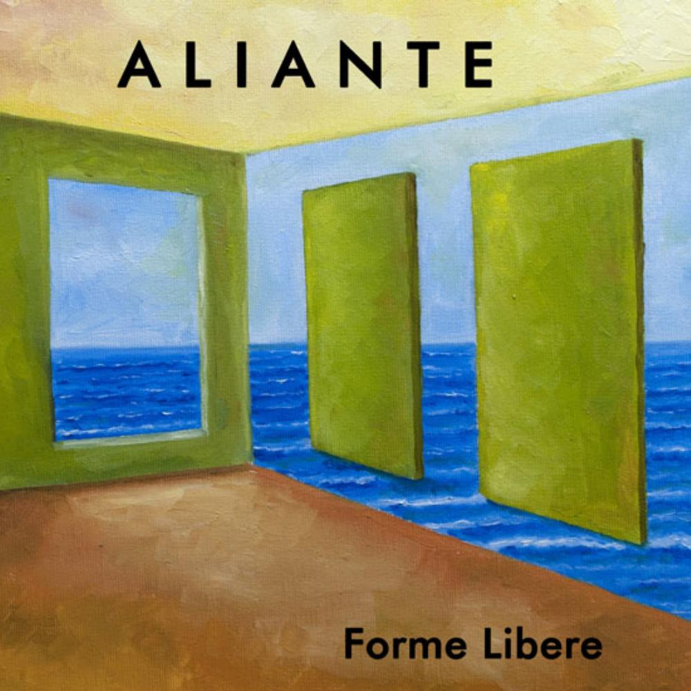 Forme Libere by ALIANTE album cover