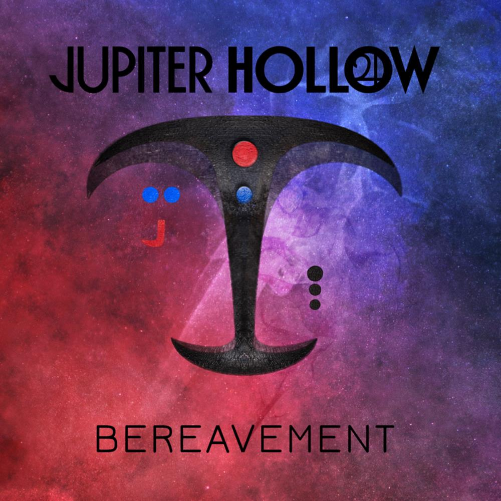 Bereavement by JUPITER HOLLOW album cover
