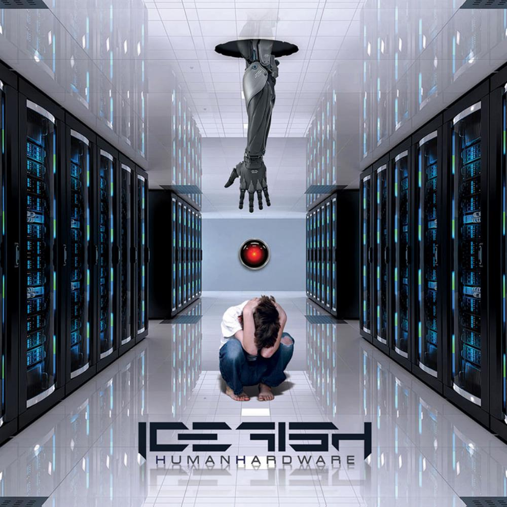Human Hardware by ICEFISH album cover