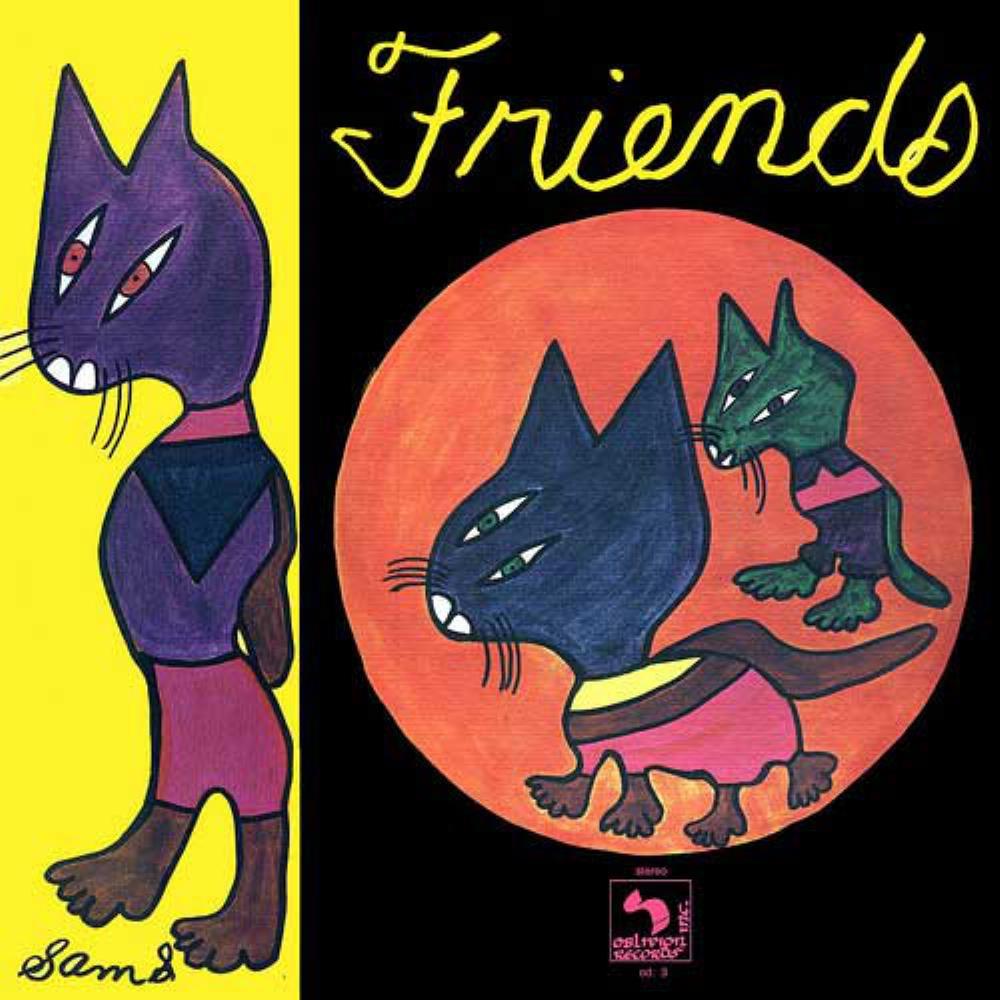 Friends by FRIENDS album cover