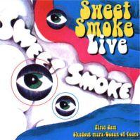 Sweet Smoke Live by SWEET SMOKE album cover