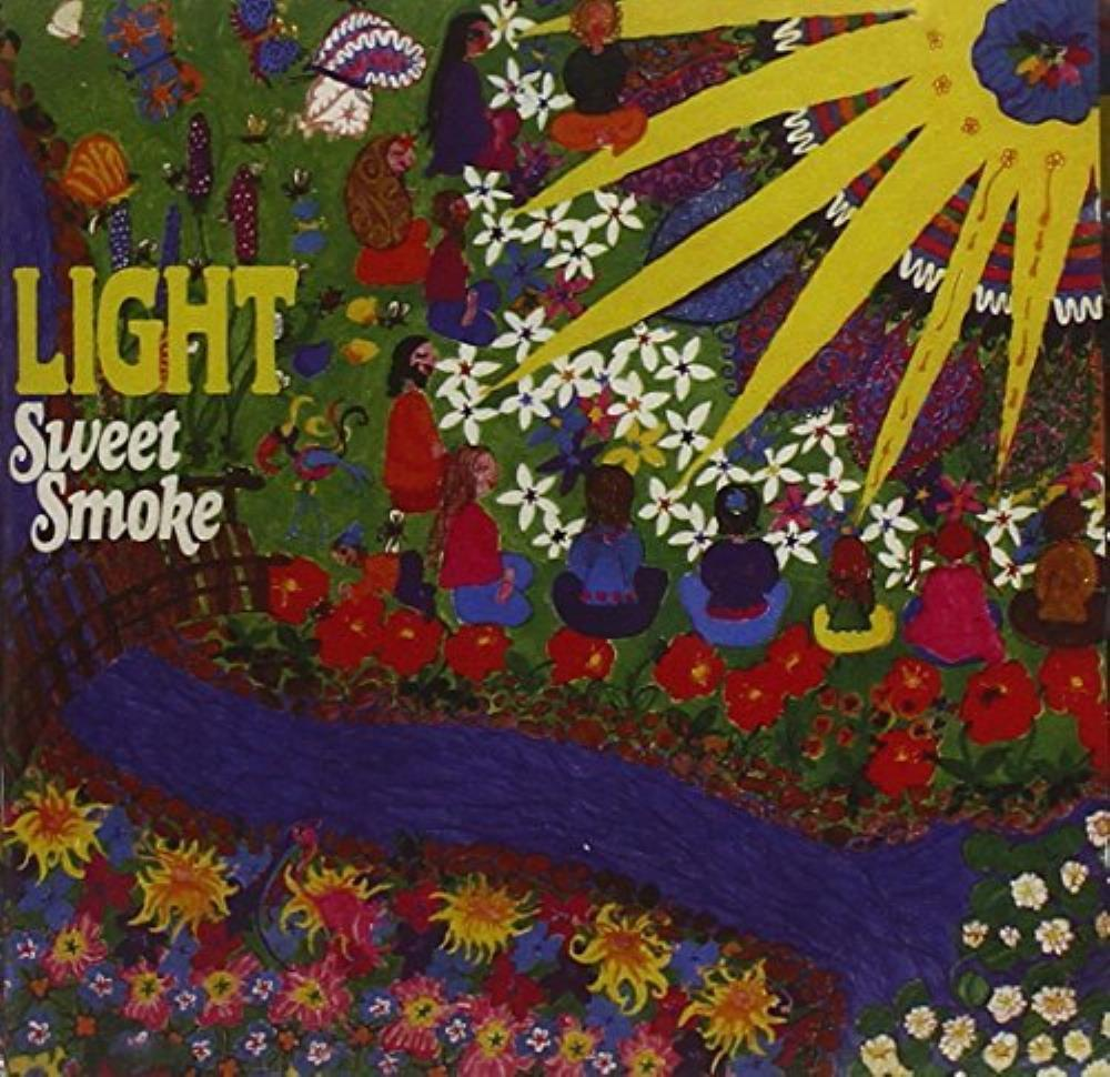 Sweet Smoke Darkness To Light  album cover