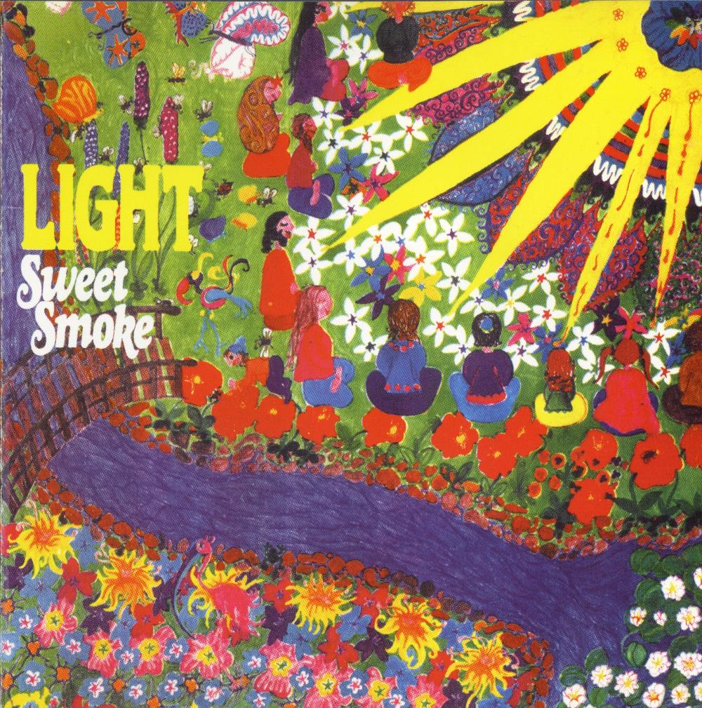 Darkness To Light by SWEET SMOKE album cover