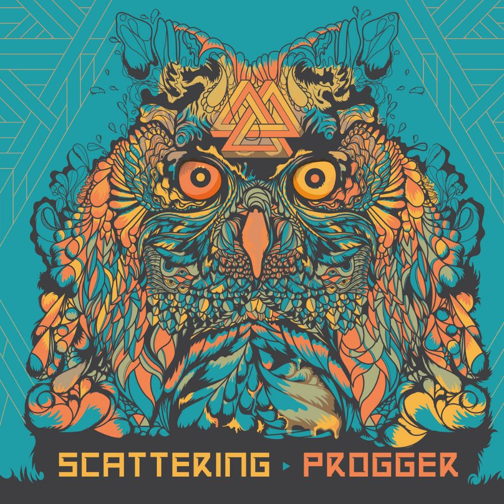 Scattering by PROGGER album cover