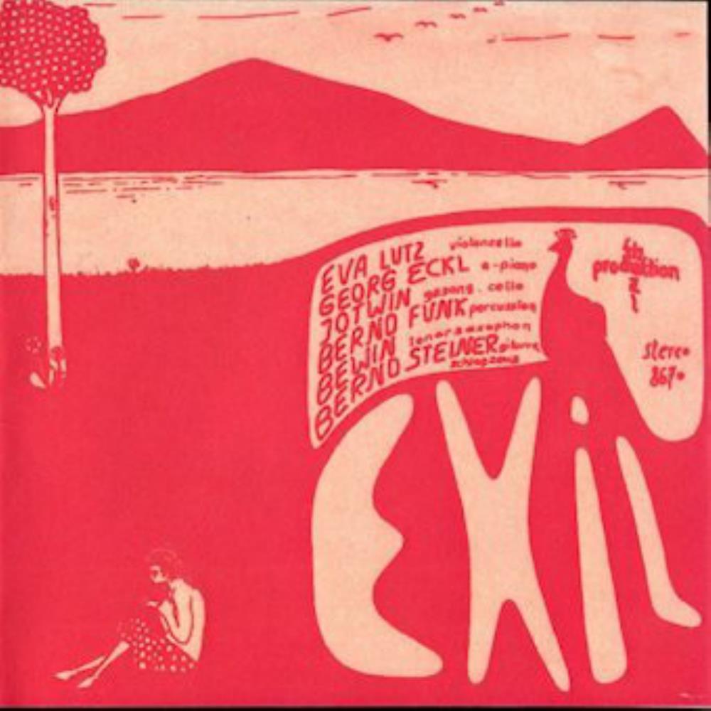 Fusionen by EXIL album cover