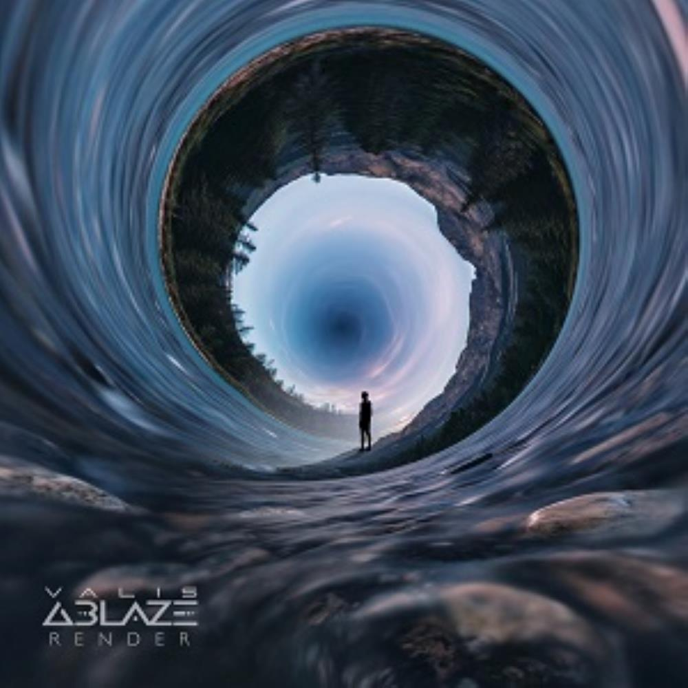 Render by VALIS ABLAZE album cover