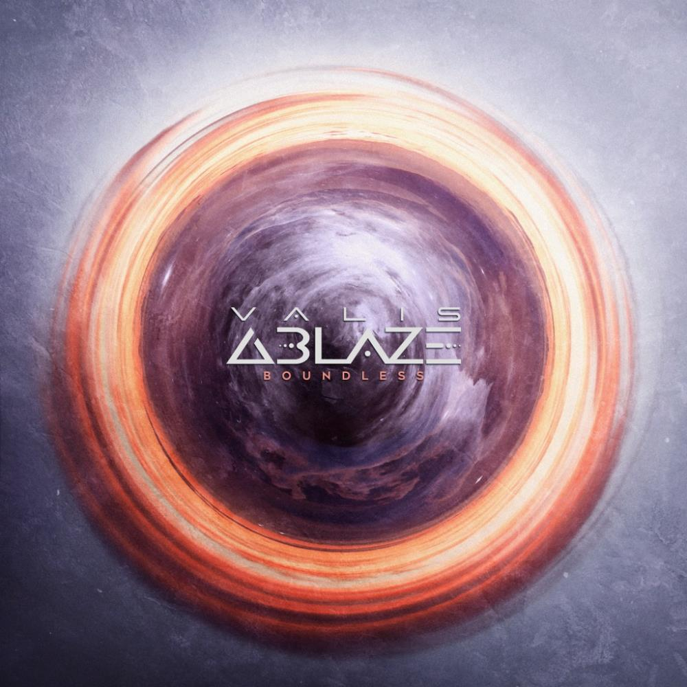 Boundless by VALIS ABLAZE album cover