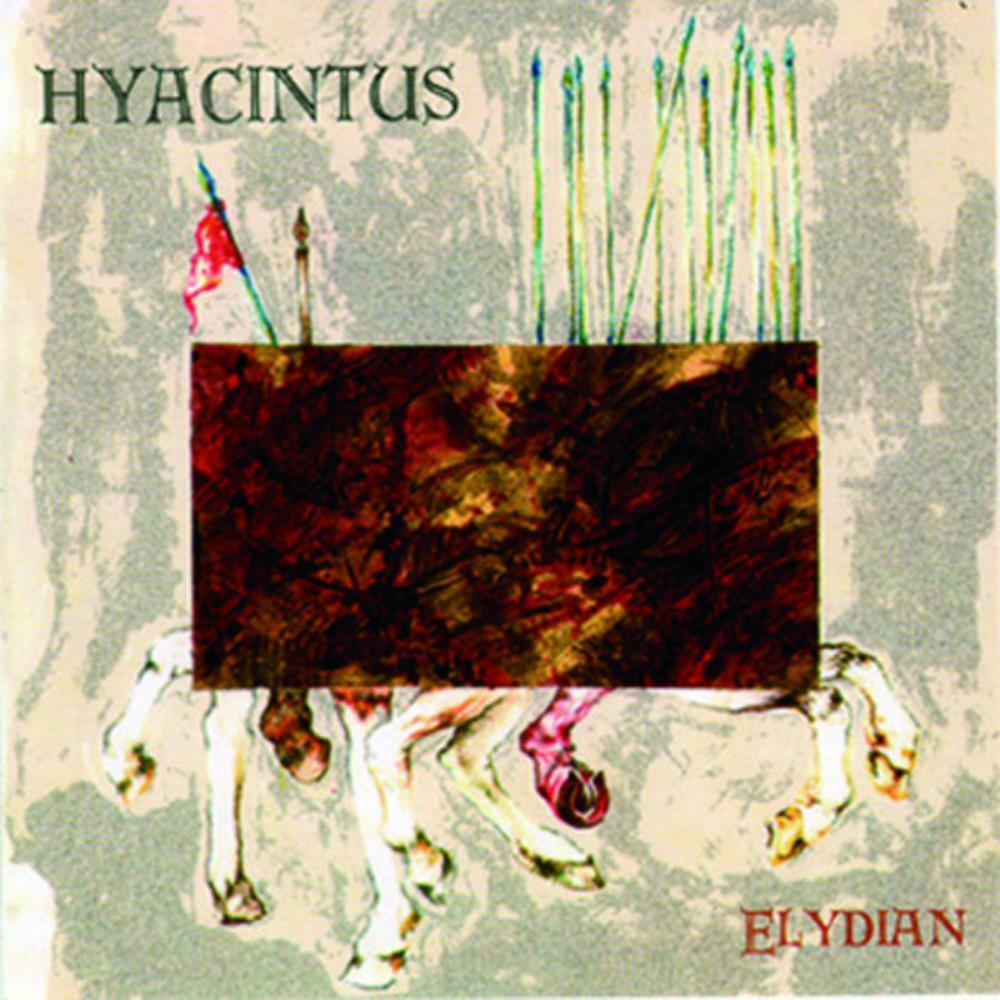 Elydian by HYACINTUS album cover