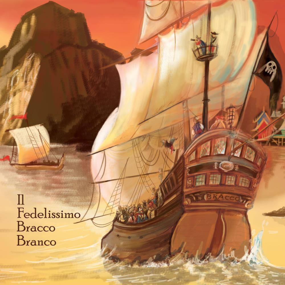 Appunti Di Navigazione by FEDELISSIMO BRACCO BRANCO, IL album cover