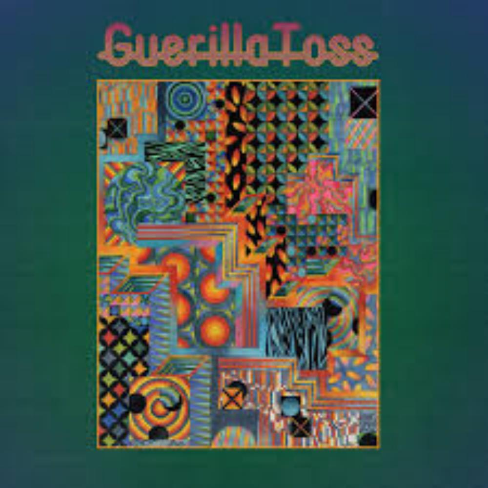 Guerilla Toss Twisted Crystal album cover